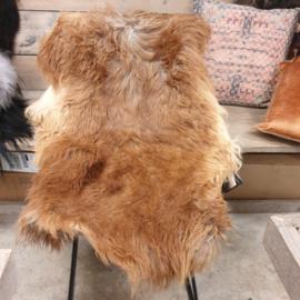 Schapenvacht wol bruin