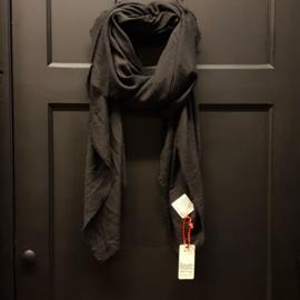 REVELZ sjaal onyx black