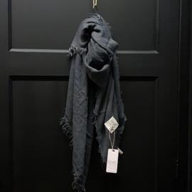 REVELZ sjaal jeans blue