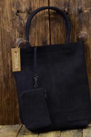 Zebra tas naturel Bag Black