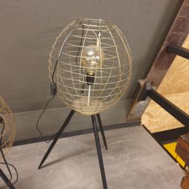 Lamp Goud groot
