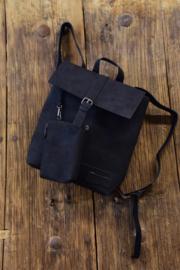 ZEBRA Backpack Loiza Black
