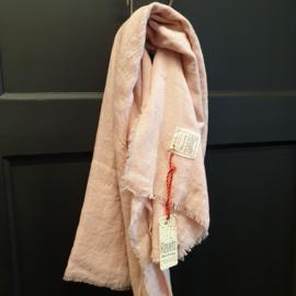 Revelz sjaal  pale pink