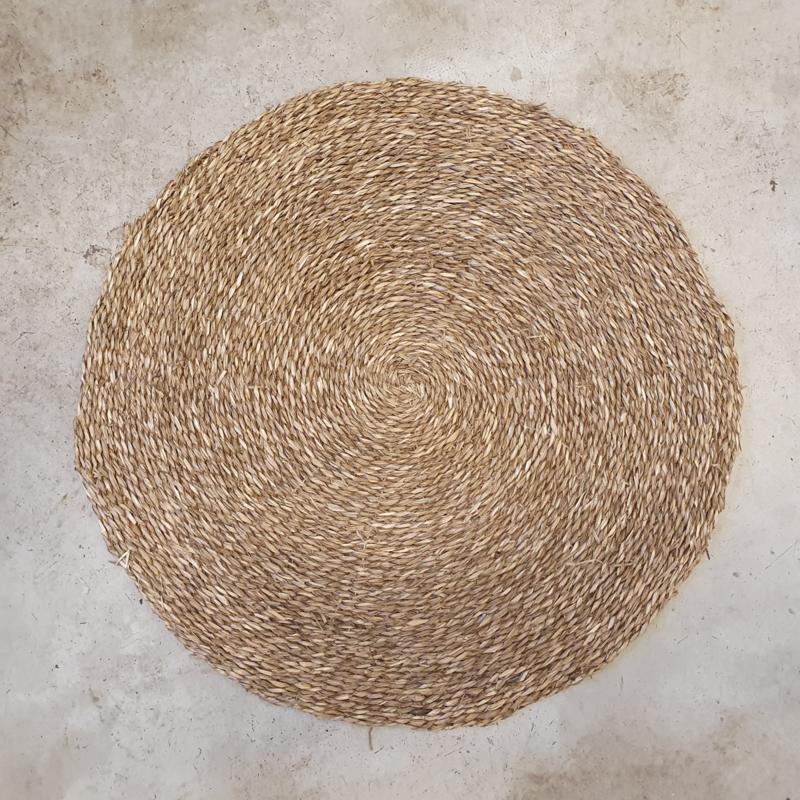 Vloerkleed Zeegras 'Birne'