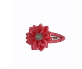 Haarclip clip luxe bloem