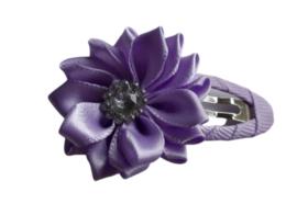 Haarclip lila