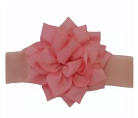Haarband roze