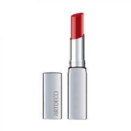Color booster lip balm (red)