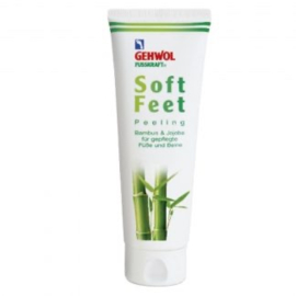 Gehwol soft feet peeling (125ml)