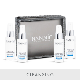 Travel Cleansing Bag (4x 50 Ml)