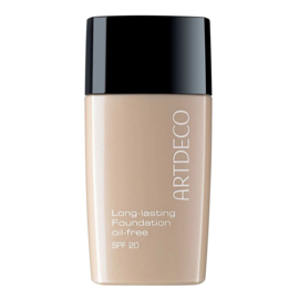 Long lasting foundation oil-free