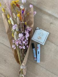 flowers & lashes setje