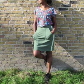 PDF skirt Thirza