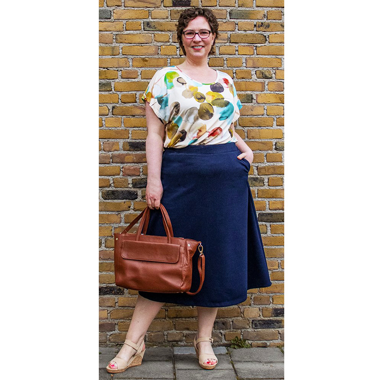 PDF Skirt Erna B (FREE DOWNLOAD)