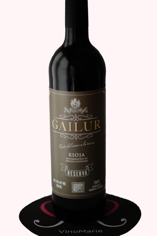 DOC Rioja Gailur Reserva