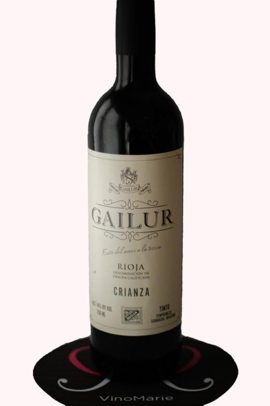 DOC Rioja Gailur Crianza