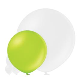 Metallic Appel Groen 60 cm