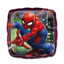 Folieballon Spiderman - 43 cm