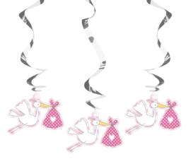 Geboorte Meisje Hangdecoratie It's a Girl