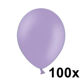 Pastel Lavendel 100 Stuks