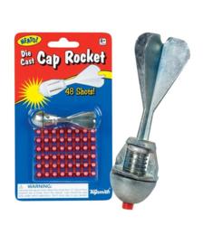 Klappertjes Raket incl. 48 klappertjes