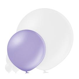 Metallic Lavendel 60 cm