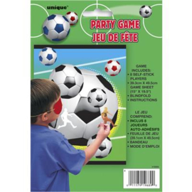Voetbal Party Game
