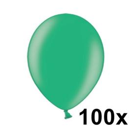Metallic Turquoise 100 Stuks