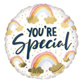 Folieballon 'You're Special' - 45 cm
