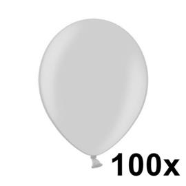 Metallic Zilver 100 Stuks
