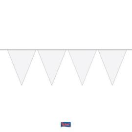 Witte Mini Vlaggenlijn