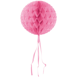 Honeycomb Bol Baby Roze - 30 cm