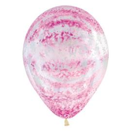 Ballonnen Graffiti Pink (1st)
