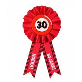 Party Rozetten - 30 jaar