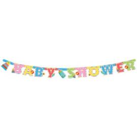 Letterslinger Baby Shower - 2.4 meter