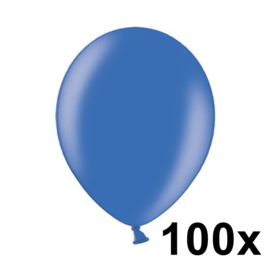 Metallic Royal Blauw 100 Stuks