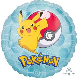 Folieballon Pokemon - 45 cm