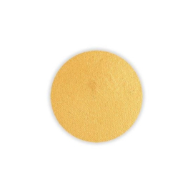 Aqua facepaint gold glitter shim. (16gr)