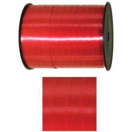Rood lint - 500 meter - 5 mm