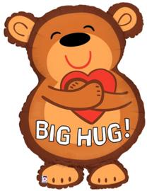 Folieballon 'Big Hug' Beer - 71 cm