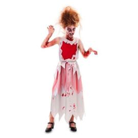 Bloederige zombie