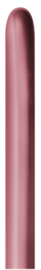 Roze chrome modelleerballonnen (50t)
