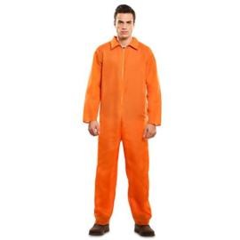 Gevangenis overal oranje