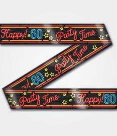 Neon party tape - 60 - 12 meter