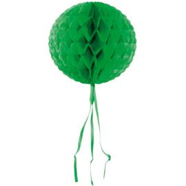 Honeycomb Bol Donkergroen - 30 cm