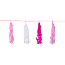 Roze Geboorteslinger Franje - 3 meter