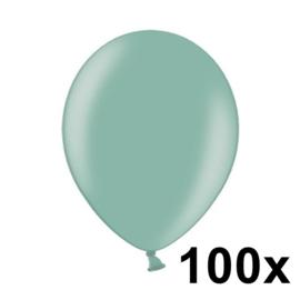 Metallic Groen 100 Stuks