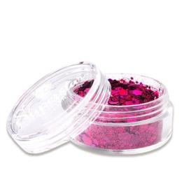Chunky glitter Laser Pink (8ml)