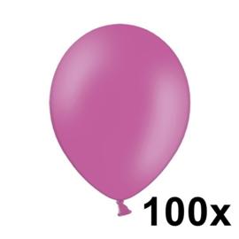Pastel Fuchsia 100 Stuks