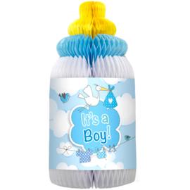 Honeycomb Babyfles Jongen